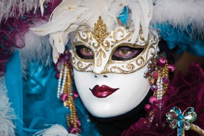 Wandtattoos: Maske