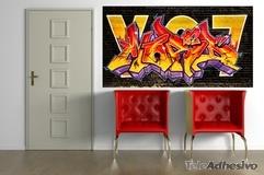 Wandtattoos: Grafitti 3