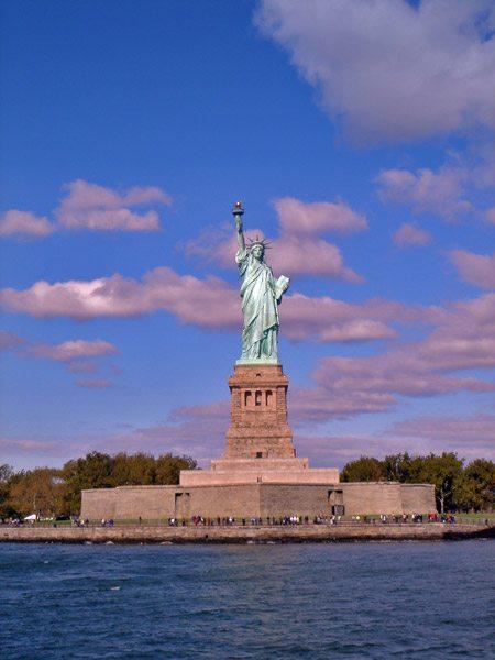 Wandtattoos: Statue der Freiheit