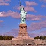 Wandtattoos: Statue der Freiheit 3