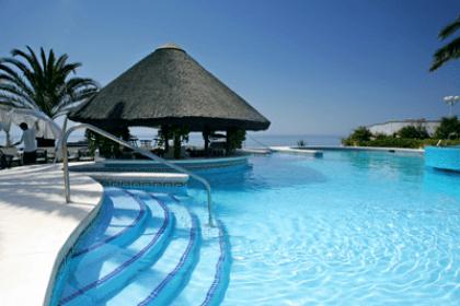 Wandtattoos: Swimming Pool