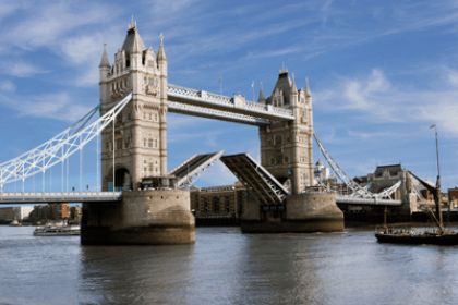 Wandtattoos: London Bridge 0