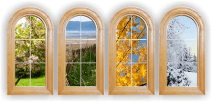 Wandtattoos: Windows