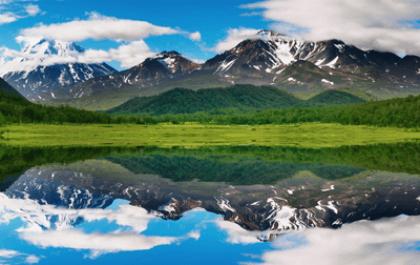 Wandtattoos: Berge