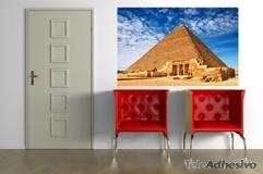 Wandtattoos: Ägyptischen Pyramide 3