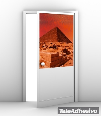 Wandtattoos: Pyramid