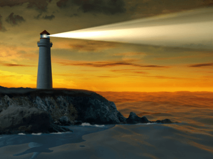 Wandtattoos: Light House