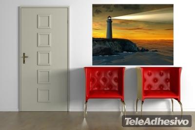 Wandtattoos: Light House