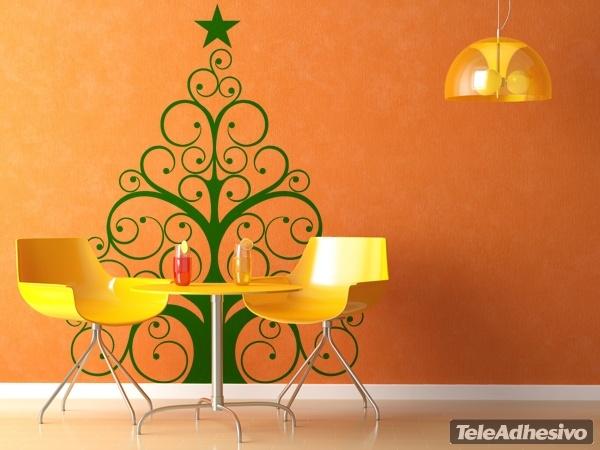 Wandtattoos: Moderne Baum