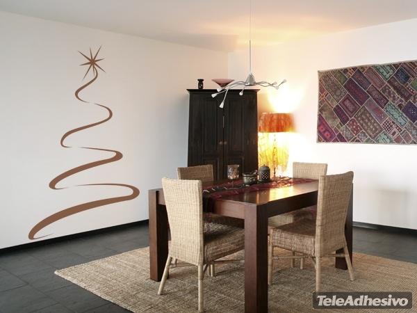 Wandtattoos: Licht Baum