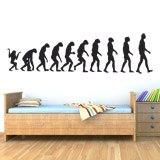 Wandtattoos: Evolution 1