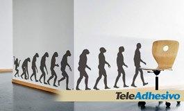 Wandtattoos: Evolution 3
