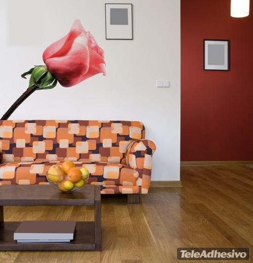 Wandtattoos: Rose