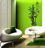 Wandtattoos: bamboo 4