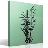 Wandtattoos: bamboo 5
