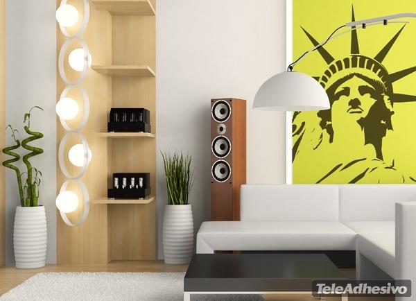 Wandtattoos: Liberty