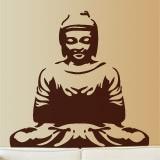 Wandtattoos: Buddha 2