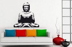 Wandtattoos: Buddha 4