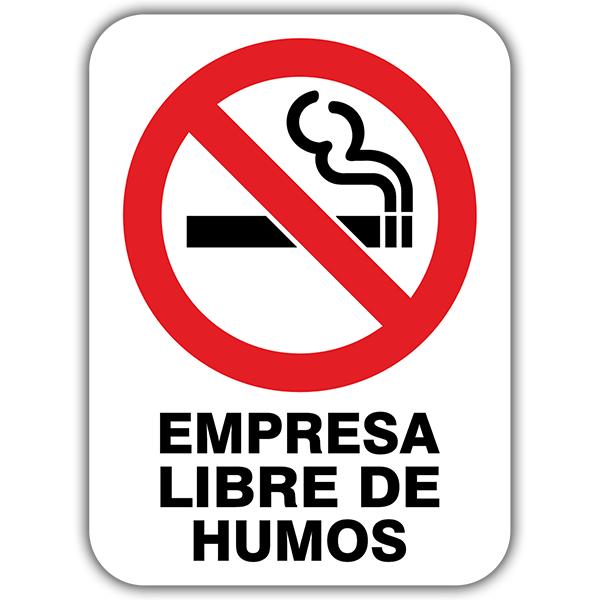 Aufkleber: No smoking 3