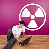 Wandtattoos: Nuclear 0