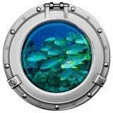 Wandtattoos: Schwarmfisch 1 5