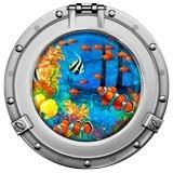 Wandtattoos: Clown Fische und Schiffbruch 5