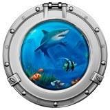 Wandtattoos: Haie und Fische 5