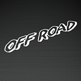 Aufkleber: OfRoad1 0