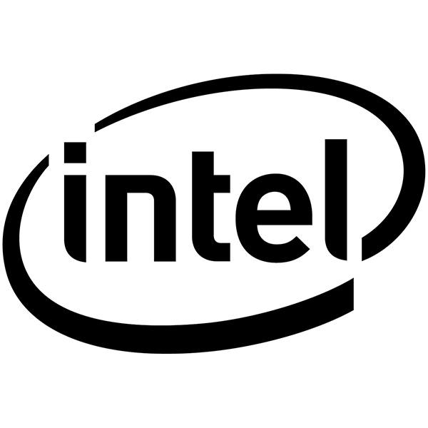 Aufkleber: Intel Corporation