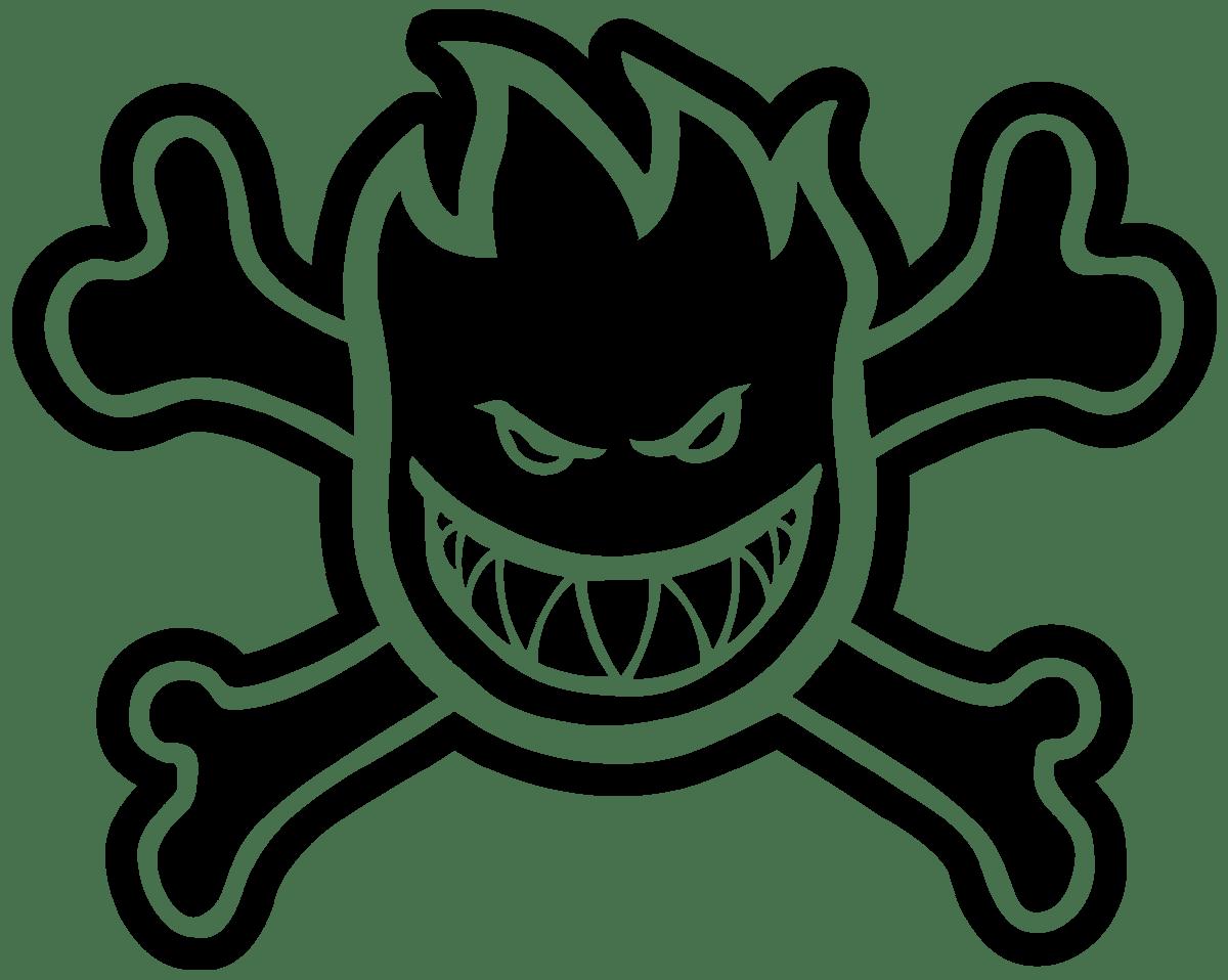 Aufkleber: Pirate