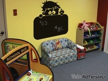 Kinderzimmer Wandtattoo: Blackboard 1