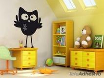 Kinderzimmer Wandtattoo: Slate Eule 3