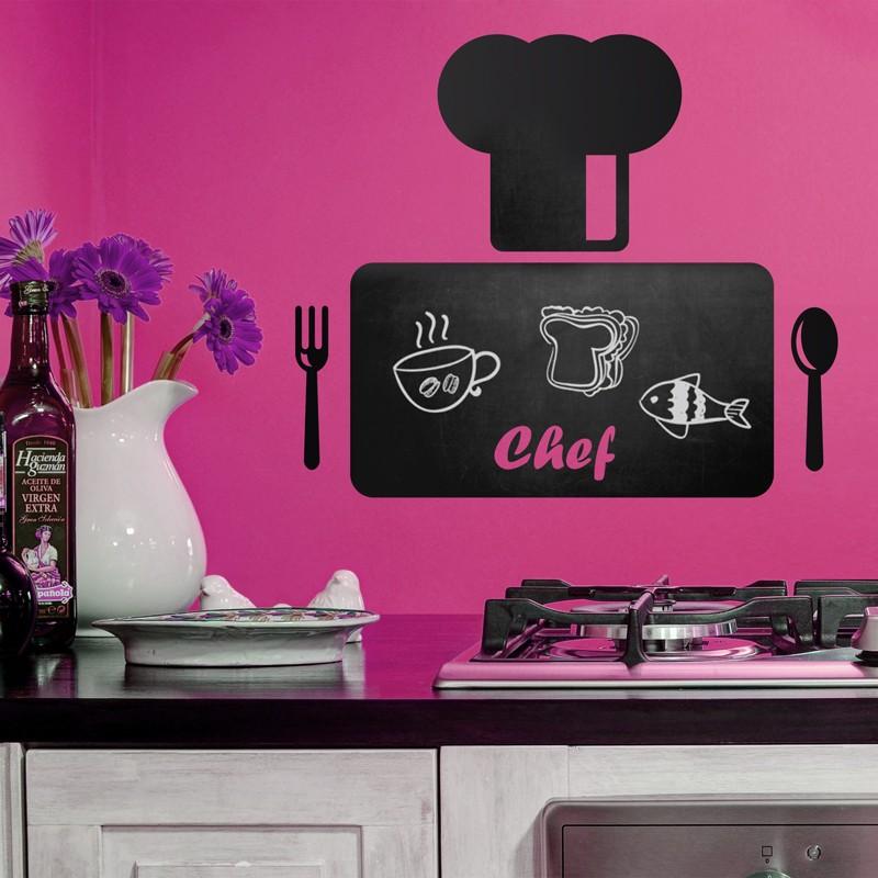 Wandtattoos: Chef 2