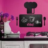 Wandtattoos: Chef 2 3