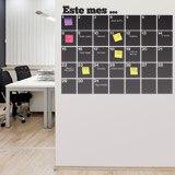 Wandtattoos: Tafel Kalender Organizer 3