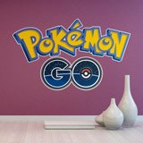 Wandtattoos: Pokémon Go 3