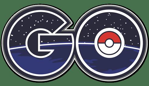 Wandtattoos: Pokémon Go logo 2