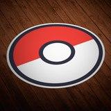Wandtattoos: Pokeball - Pokémon Go  3