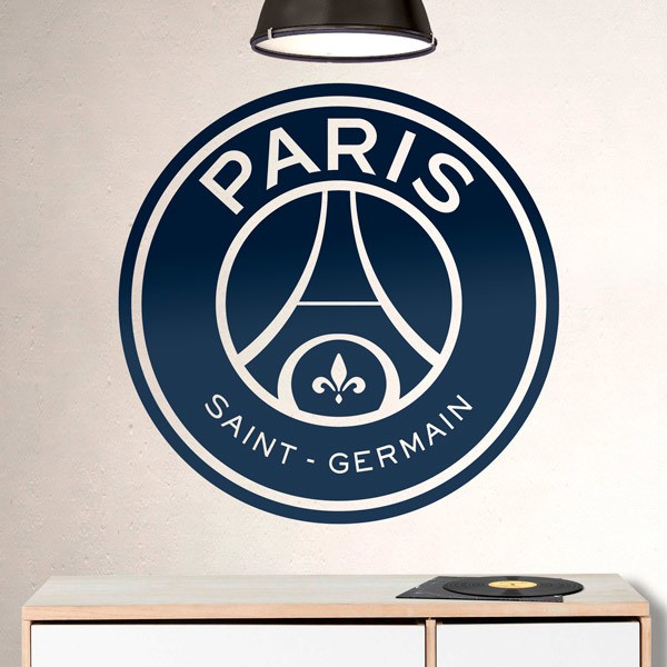Wandtattoos: Paris Saint-Germain Football Club