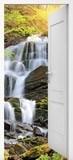 Wandtattoos: Offene Tür Wasserfall 4