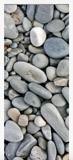 Wandtattoos: Tür abgerundete Steine 6