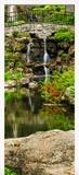 Wandtattoos: Tür Teich und Gärten 4