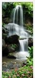 Wandtattoos: Tür Wasserfall und Steine 2 6