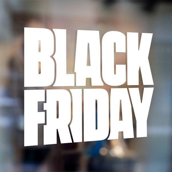 Wandtattoos: Black Friday 1