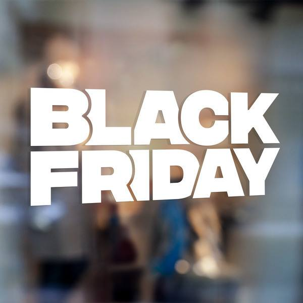 Wandtattoos: Black Friday 2