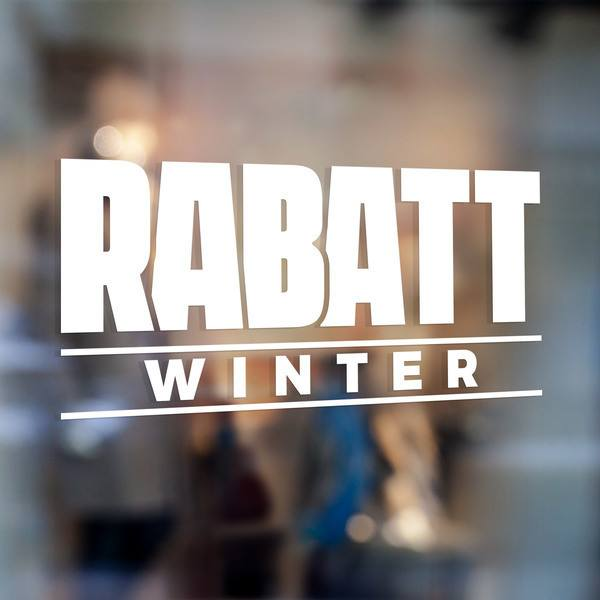 Wandtattoos: Rabatt Winter