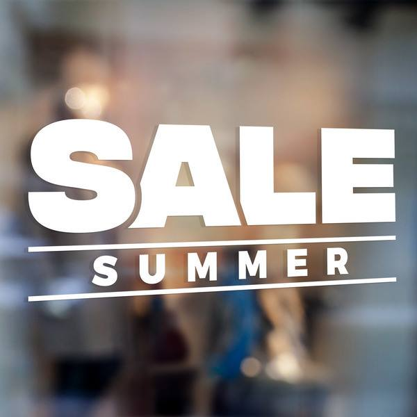 Wandtattoos: Sale Summer