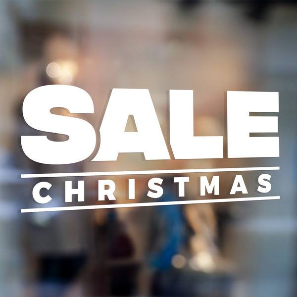 Wandtattoos: Sale Christmas