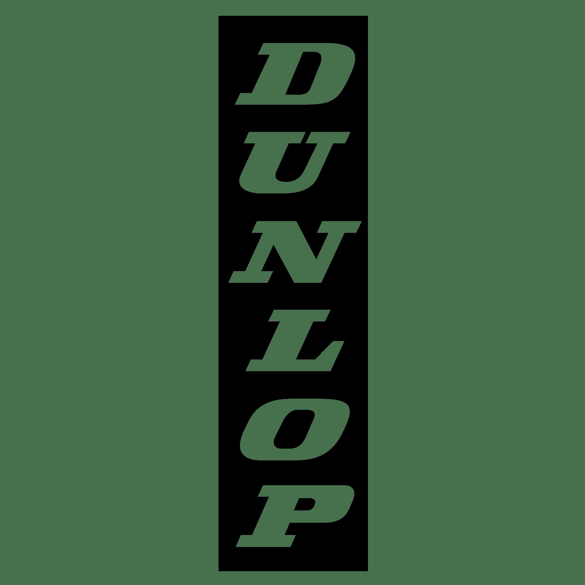 Aufkleber: Dunlop
