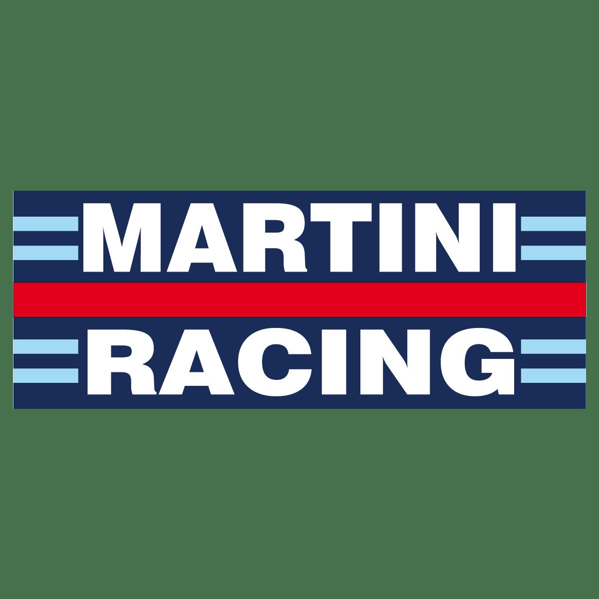 Aufkleber: Martini racing